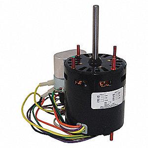 FASCO Condenser Fan Motor, 1/12 HP, 115/230V - 46MV78 71903026 - GraingerGrainger