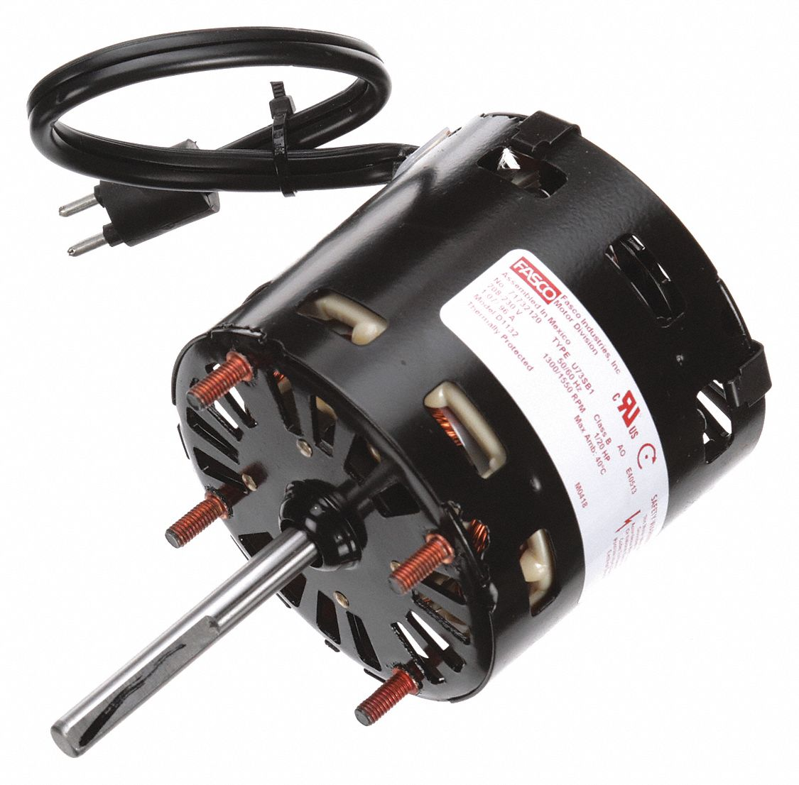 OEM Replacement Motor,  1/20 HP,  OEM Replacement Brand Heatcraft