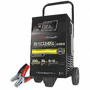 Smart Whl Charger,200/35/2A,12V