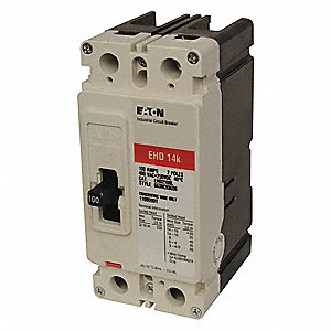 Circuit Breaker,  60 Amps,  Number of Poles:  2,  480VAC AC Voltage Rating