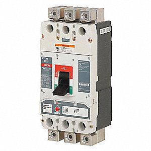 Circuit Breaker,  2000 Amps,  Number of Poles:  3,  600VAC AC Voltage Rating
