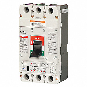 Eaton Molded Case Circuit Breaker 400 A Amps Number Of Poles 3 Series Lg 46my73 Lgh3400fag Grainger