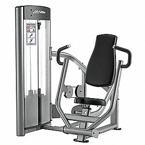 "38"" x 50"" x 57"" Optima Chest Press Machine"