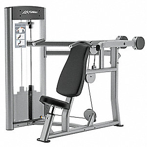 "61"" x 55"" x 57"" Optima Shoulder Press Machine"
