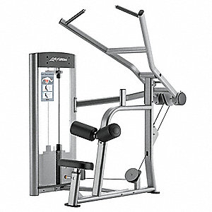 "63"" x 54"" x 73"" Optima Lat Pulldown Machine"
