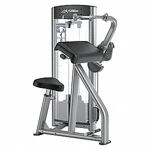"42"" x 36"" x 57"" Optima Triceps Extension Machine"