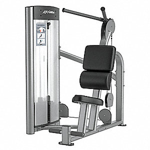 "50"" x 39"" x 57"" Optima Abdominal Machine"
