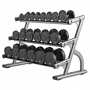 3-Tier Dumbbell Rack