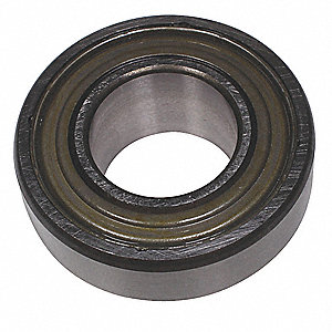 Insert Bearing, Dia.1 In, Non-Locking