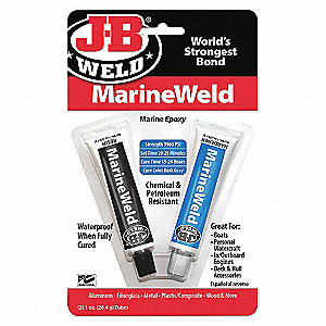 EPOXY ADHESIVE J-B MARINEWELD