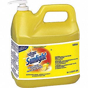 SOAP SUNLIGHT DISHWASH LIQUID 6L