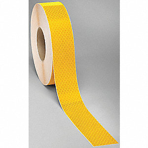 TAPE CONSP YEL BUS 2 X 50YD