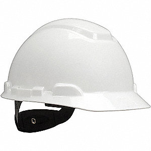 HARD HAT W UV BLUE 4 PT RTCHT