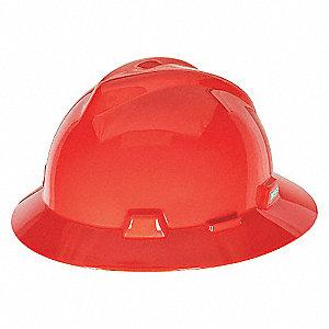 HAT,V-GD,W/1-TOUCH SUSP.,ORANGE