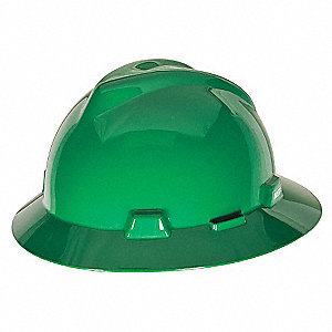 HAT,V-GD,W/1-TOUCH SUSP.,GREEN