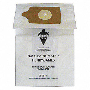 PAPER BAG NACE/NUMATIC HENRY/JAMES