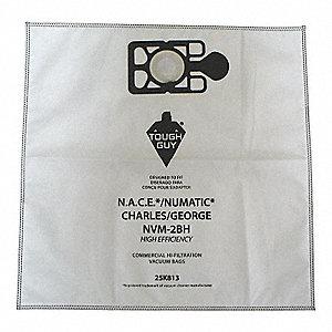 PAPER BAG NACE/NMTC CHRLS/GRG 4 PLY