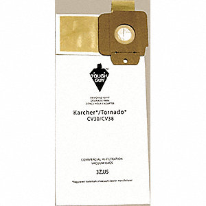 PAPER BAG KARCHER/TORNADO CV30/38