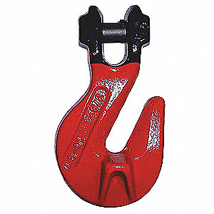 HOOK CLEVIS GRAB VA91 3/8IN