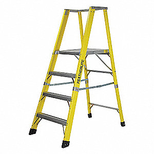 LADDER FG XW 6FT PLATFORM TYPE1A
