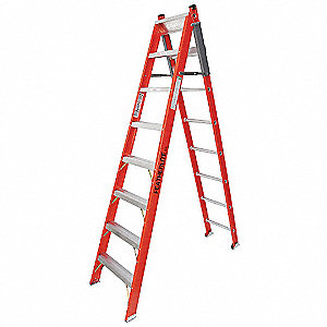LADDER FGGLASS 8FT MULTI TYPE1