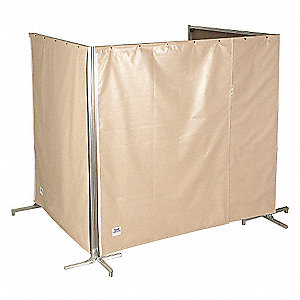 SOUND CONTROL SCREEN 5FTX7FTX6FT8IN