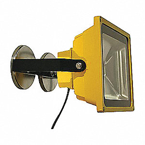 LED FLOODLIGHT WITH MAGNET