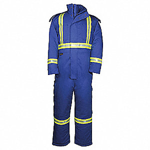 WINTER NOMEX COVERALL W/TAPE