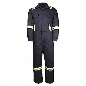 9OZ , ULTRA-SOFT COVERALL W/TAPE