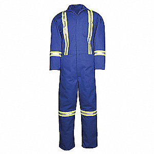 7OZ, US CONTRACTOR COVERALL W/TAPE