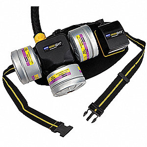 COMPACT AIR PAPR DECON BELT