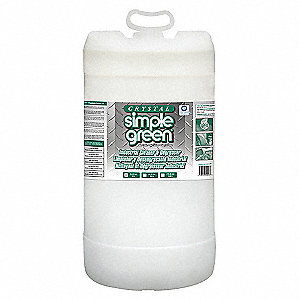 SIMPLE GREEN 15 GAL PAIL CRYSTAL