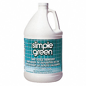 REMOVER SCALE SG LIME 3.78L