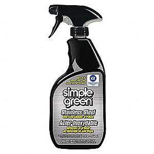 CLEANER/POLISH STAINLESS STEEL 32OZ