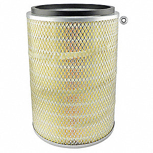 Nano Outer Air Filter,9-7/32 x 13-1/2 in