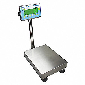 75kg/165 lb. Digital LCD Platform Bench Scale