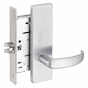 Mortise Lockset, MA Quantum Gala, Mechanical, Not Keyed Key Type, Mortise, Commercial