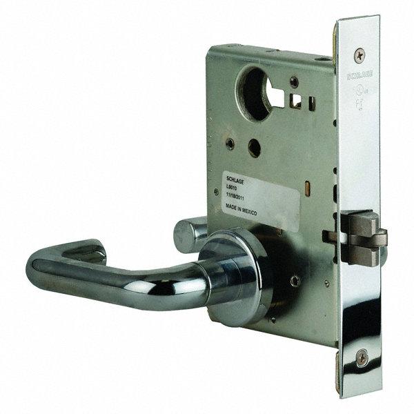 Schlage Lever Lockset Mechanical Passage Grd 1 46tn20