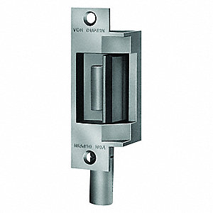 Heavy-Duty Electric Strike with 1500 lb. Pull Force and Stainless Steel Finish  sc 1 st  Grainger & Electric Door Strikes - Hardware Supplies - Grainger Industrial Supply