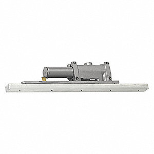 Automatic Hydraulic LCN 2214-Series Concealed Closer, Heavy Duty Interior and Exterior, Silver