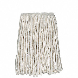 String Wet Mop,22 oz., Cotton