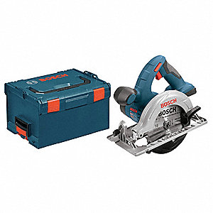 "6-1/2"" Cordless Circular Saw, 18.0 Voltage, 3900 No Load RPM, Bare Tool"