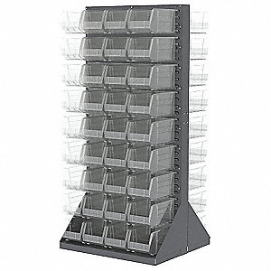 DOUBLE-SIDED RACK 72 30240