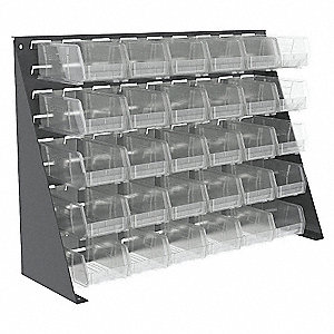 LOUVERED BENCH RACK 30 30220