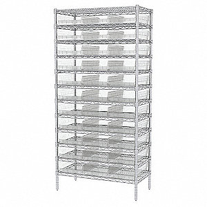 WIRE SHELVING 30178 BIST