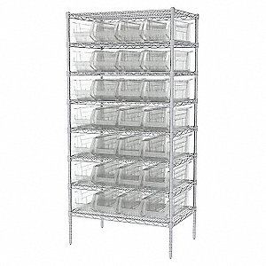 WIRE SHELVING 30284 BIST