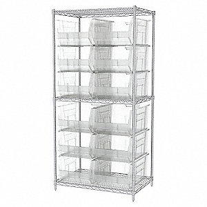 WIRE SHELVING 30288 BIST