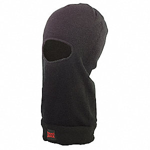 Balaclava, Fleece, Black