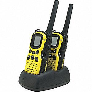 RADIO GMRS 22CH 56KM RANGE - 2PK
