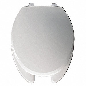 Bemis Hospitality Heavy Duty Plastic Toilet Seat